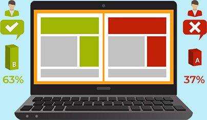 Tvorba web stránok, tvorba eshopu, SEO optimalizácia, A/B testovanie